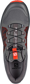 Salomon XA Elevate Sko Herrer, magnetblackcherry tomato